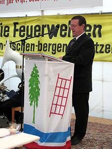 Günter Meyer Bürgermeister Krempermoor