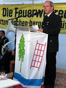Klaus Kühn Amtswehrführer