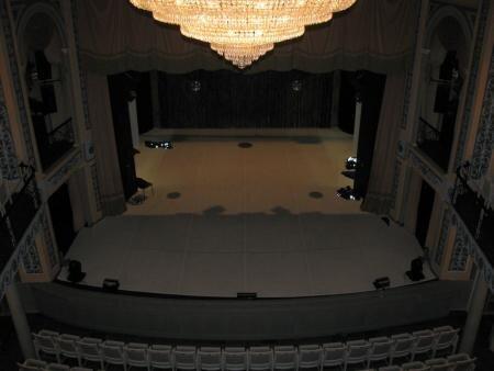 Theater innen