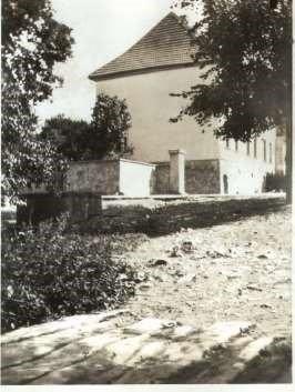Herrenhaus des Rittergutes Tettenborn, Aufnahme 1920