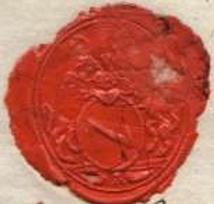 Siegel der Herren von Tettenborn