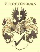 Wappen Tettenborn