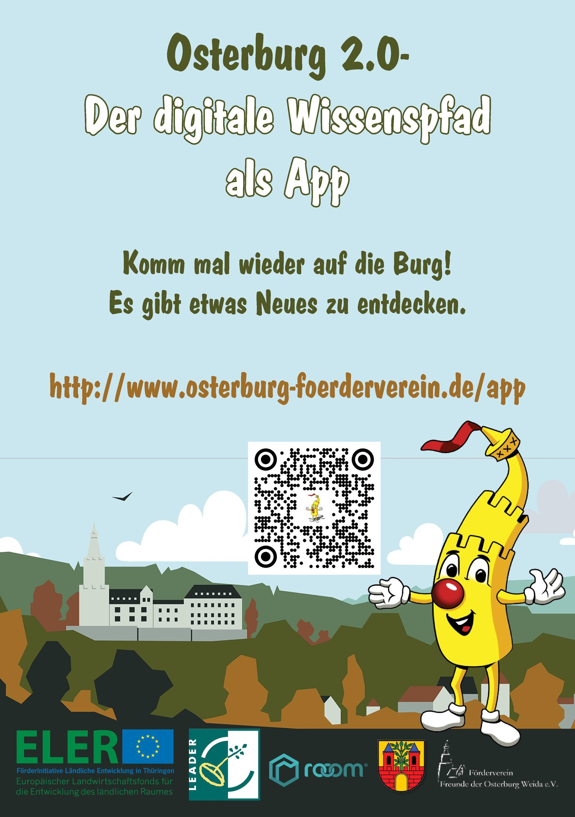 Osterburg 2.0 App