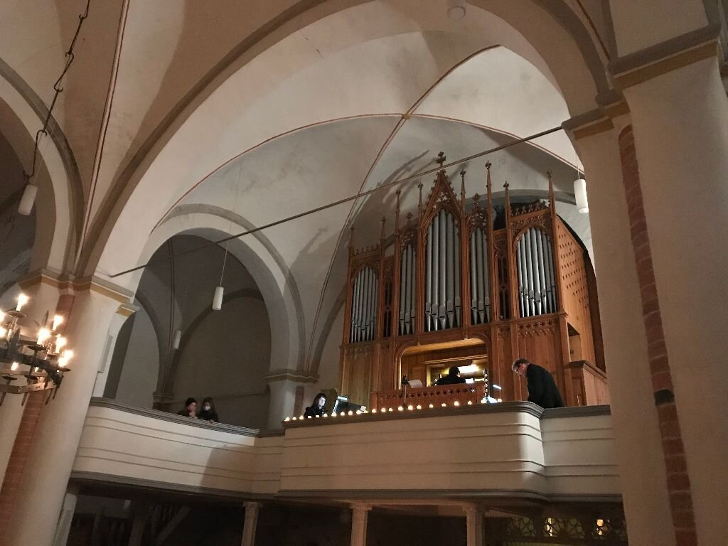 Orgelblick