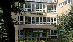Bild der Lindenschule von außen