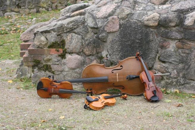 Fläming Fiddler – LEISE ZIEHT DURCH MEIN GEMÜT