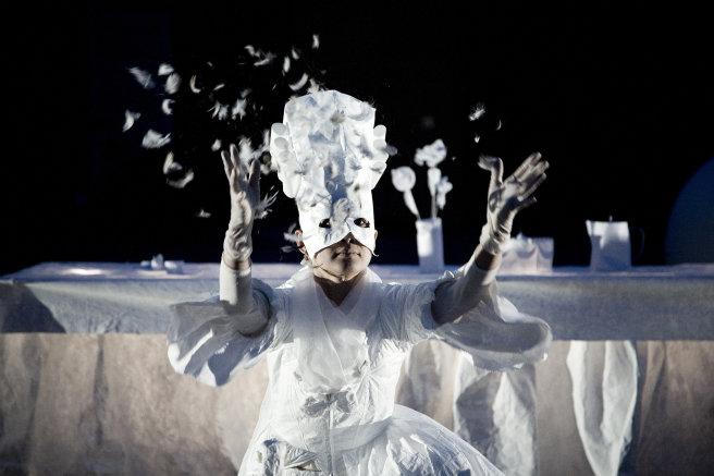 T-Werk & Theater NADI – IRRLICHTER DER NACHT Foto: Andreas Kermann