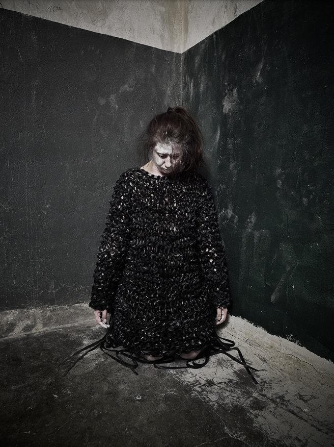 Marie Golüke – SHAME Foto: Thomas Rusch