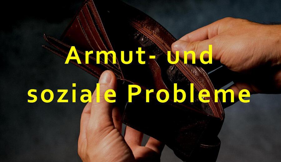 Armut und soziale Probleme