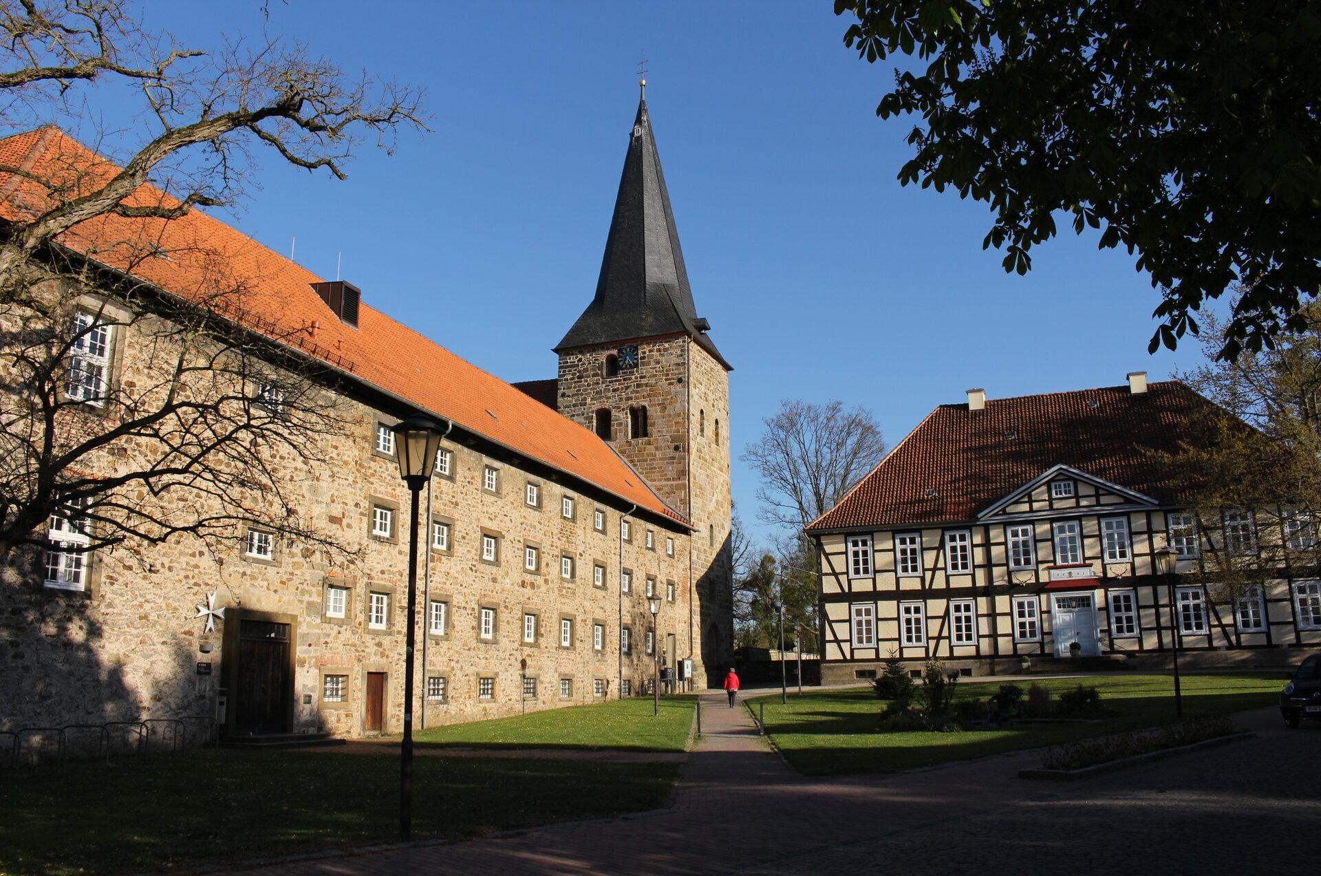 Klosterkirche Wennigsen