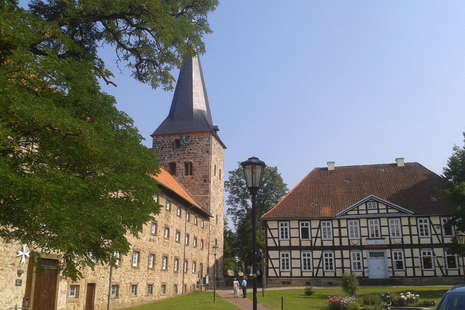 Wennigsen Klosterkirche