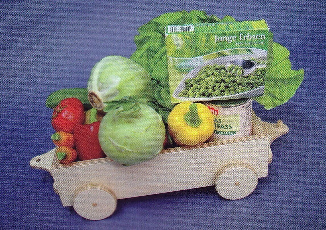 Gemüsedrache