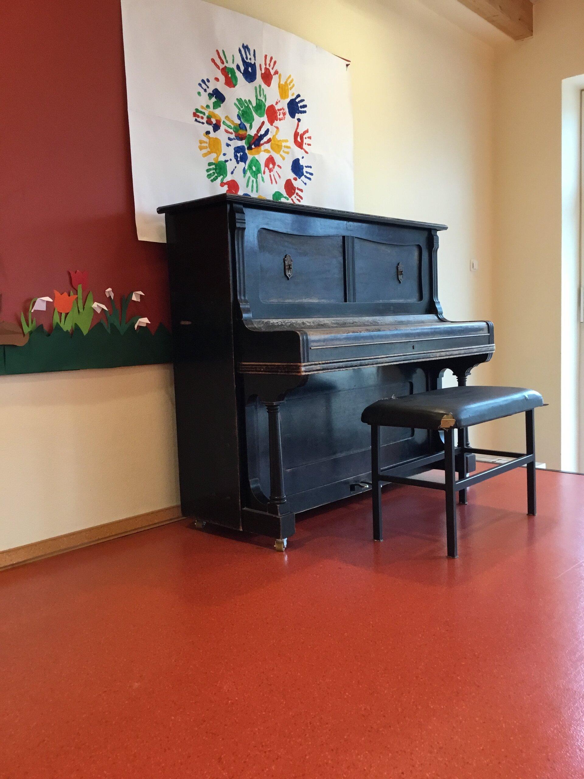 Aula Klavier