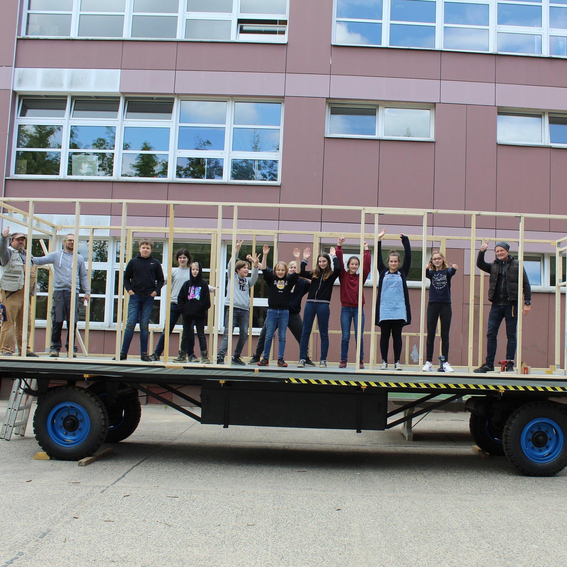 Bauwagenprojekt