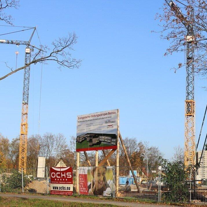 Neubau Schule und Kita