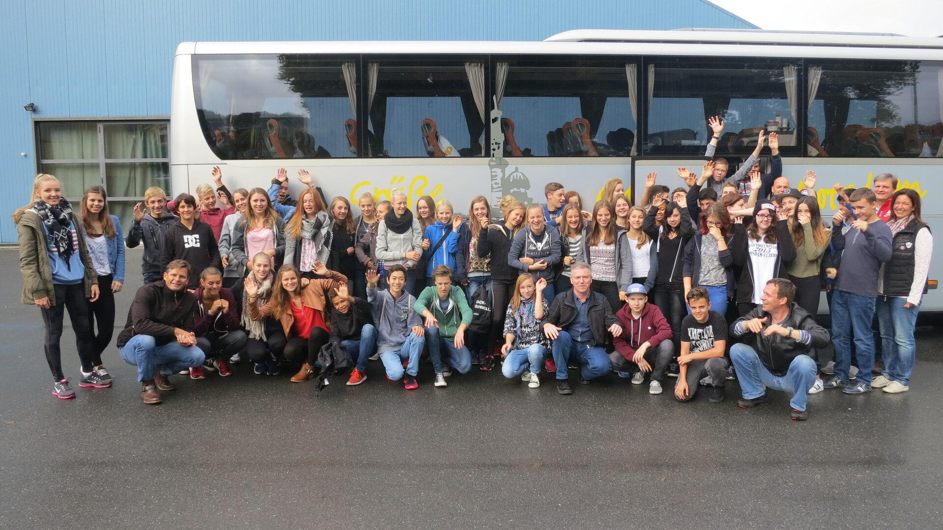 Jugendolympiade 2015 in Luzern