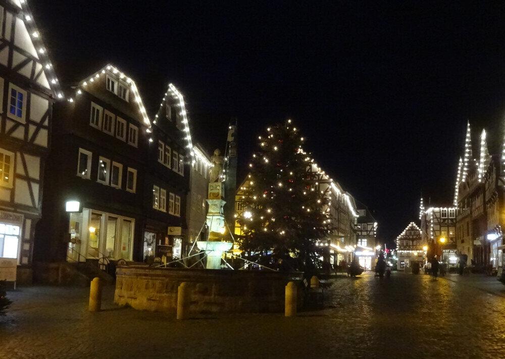 Weihnachten in Fritzlar