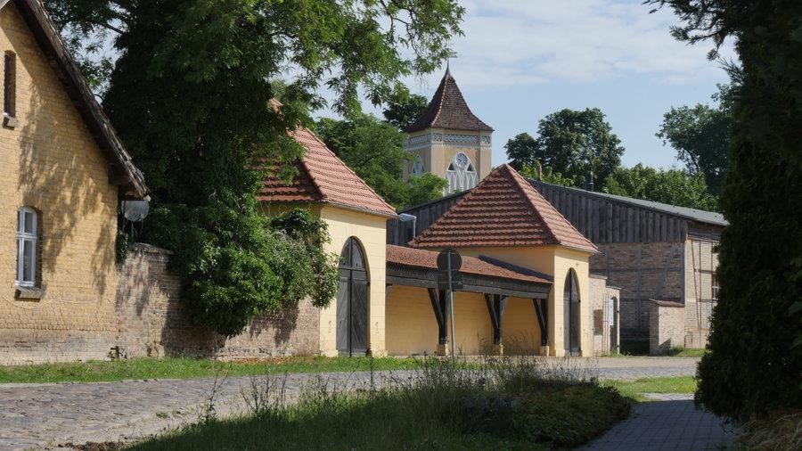 Mehlwage-Leiterschauer-Spritzenhaus Foto: Uwe Steckhan