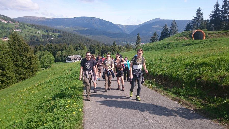 Pfingstwandern im Riesengebirge