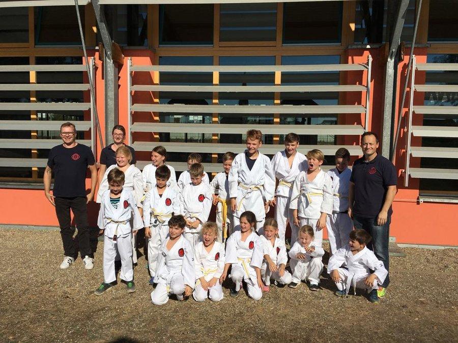 Karatelehrgang Herzogenaurach