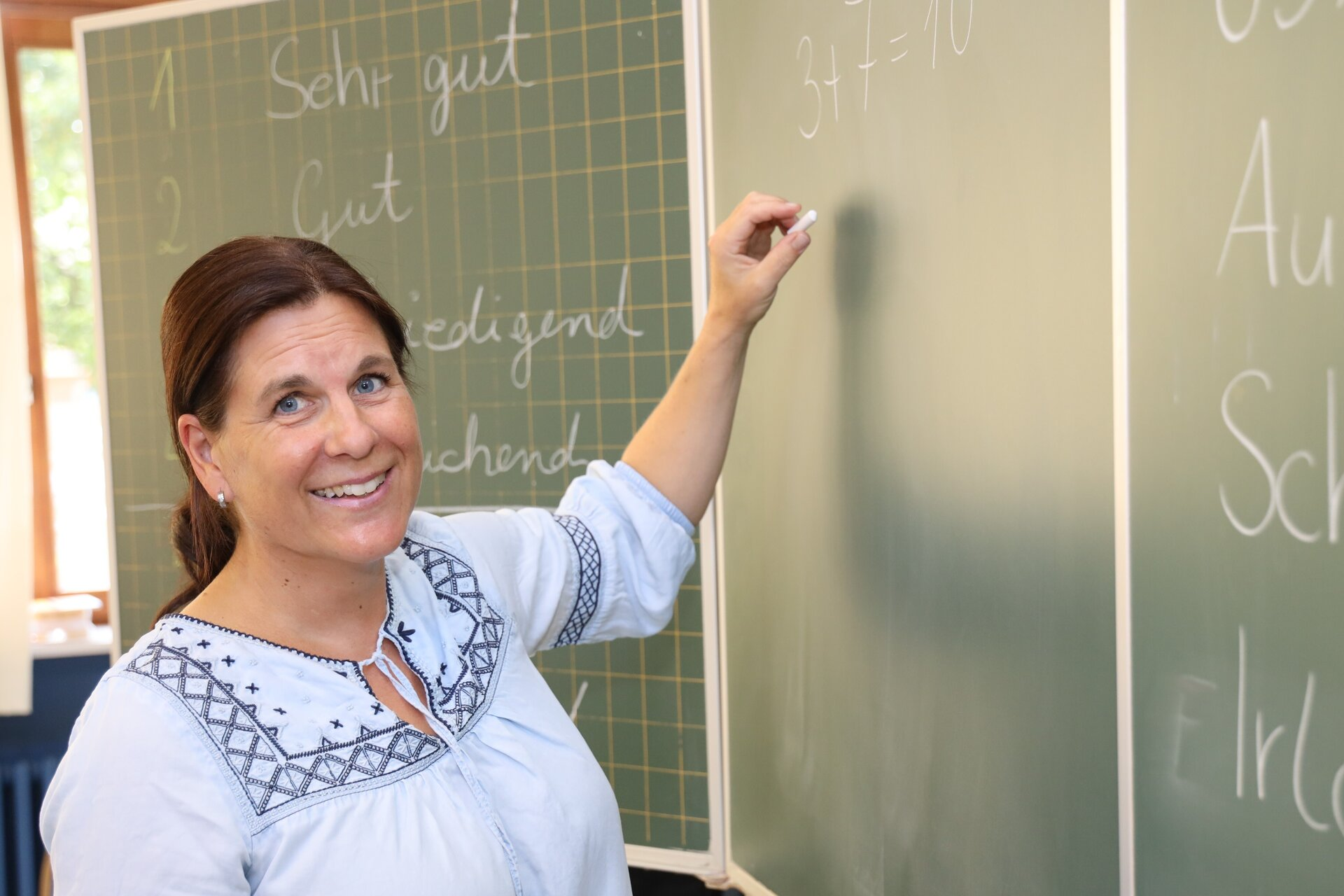 Lehrerin, Personalrätin
