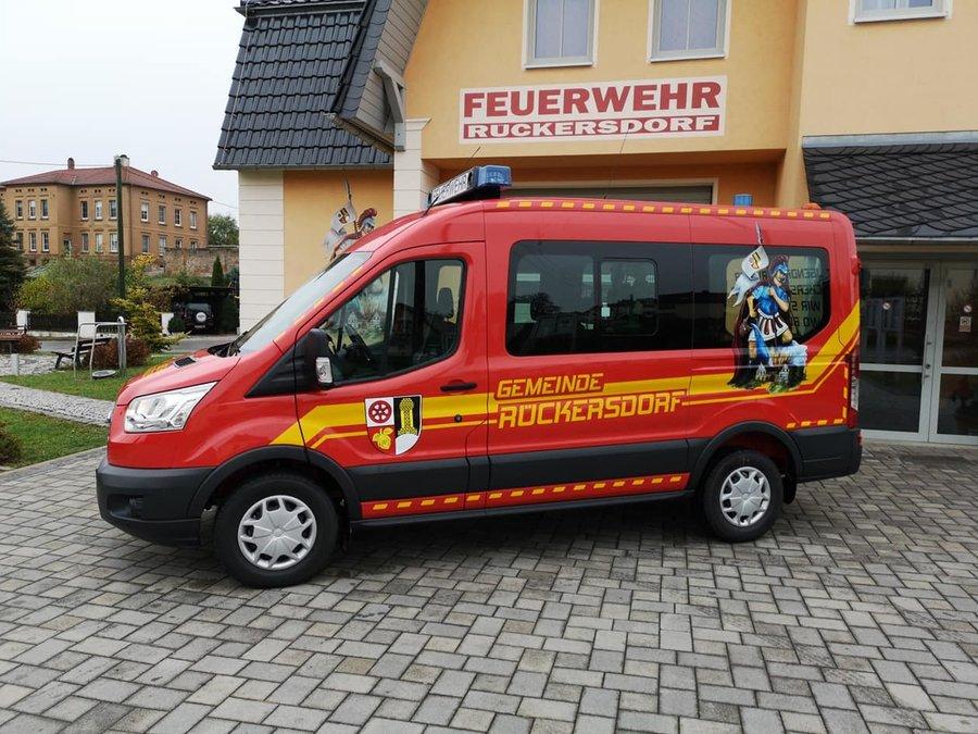 MTW FF Rückersdorf