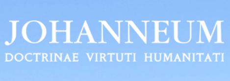 Bild Schriftzug Johanneum