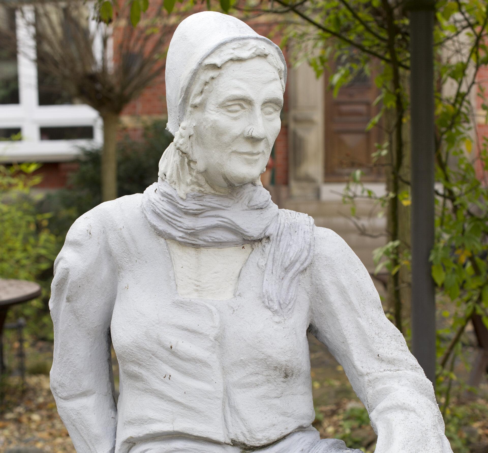 Dorothea Viehmann, Dtsch Märchenstraße
