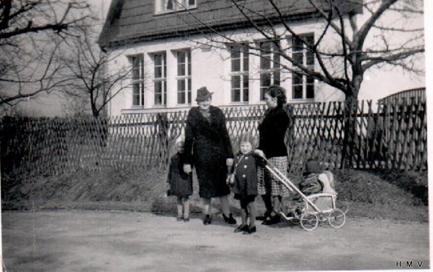 Schule früher ca 1940