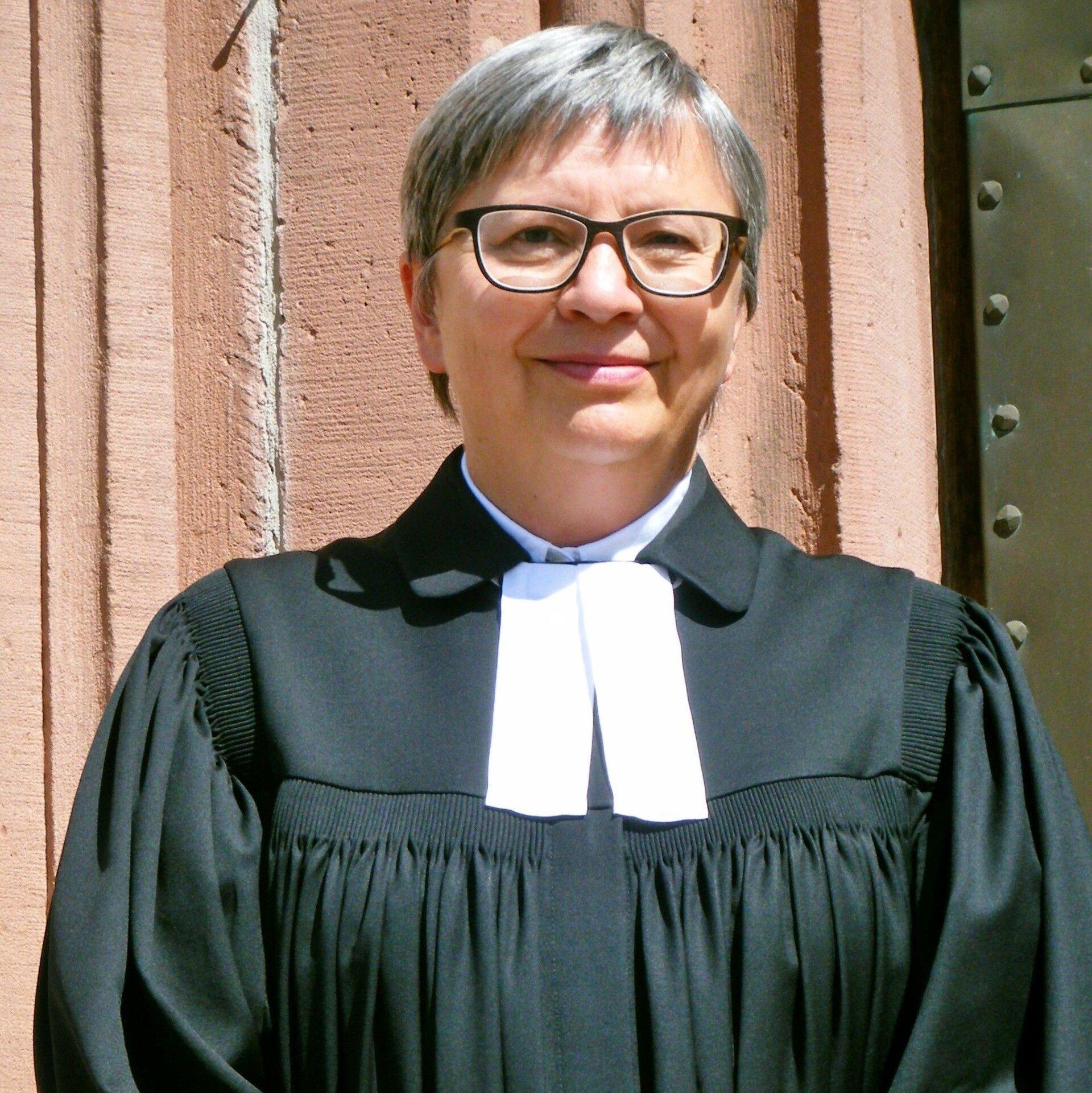 Pfarrerin Angelika Schulze