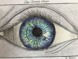 Das Corona-Auge