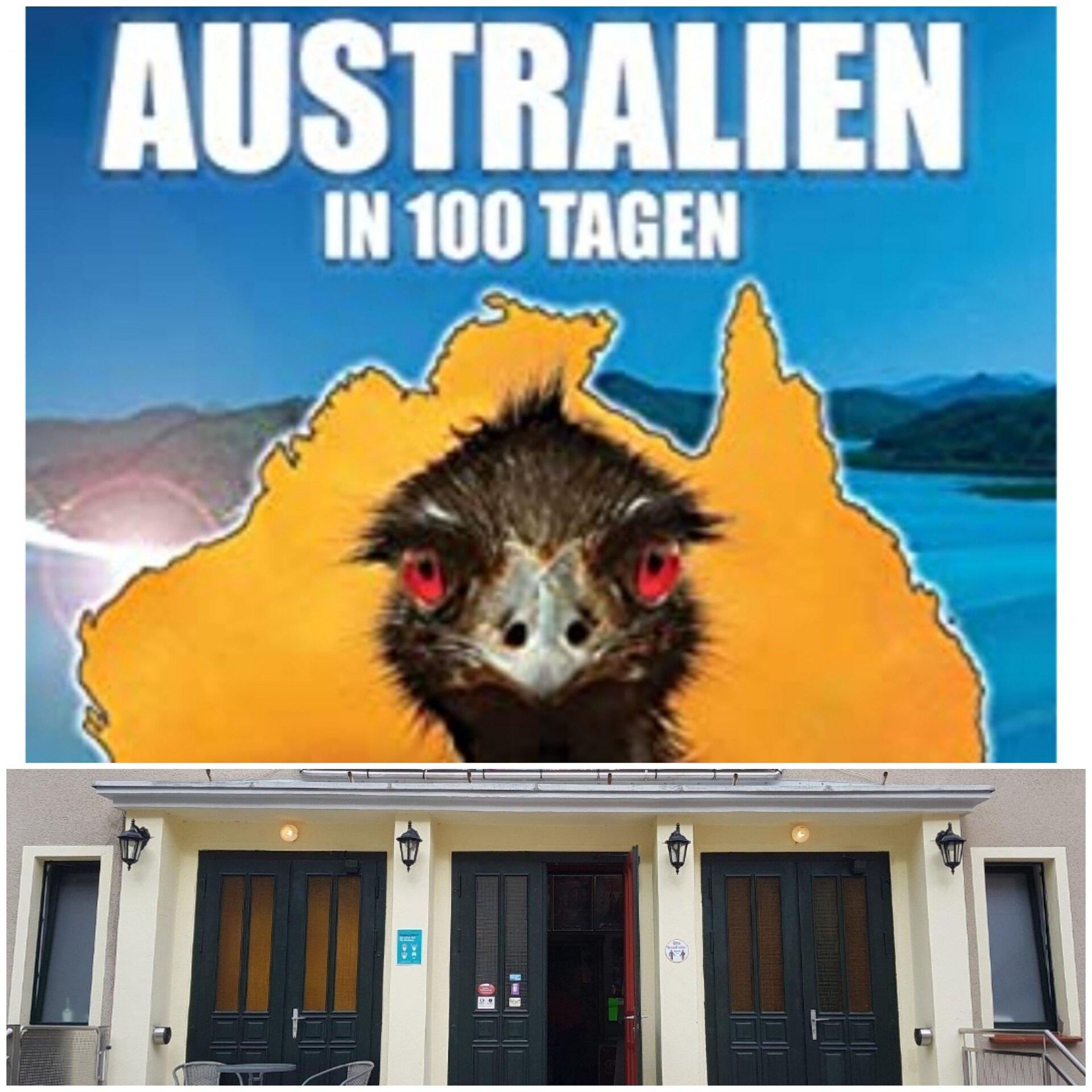 Projekt Australien Kl.9