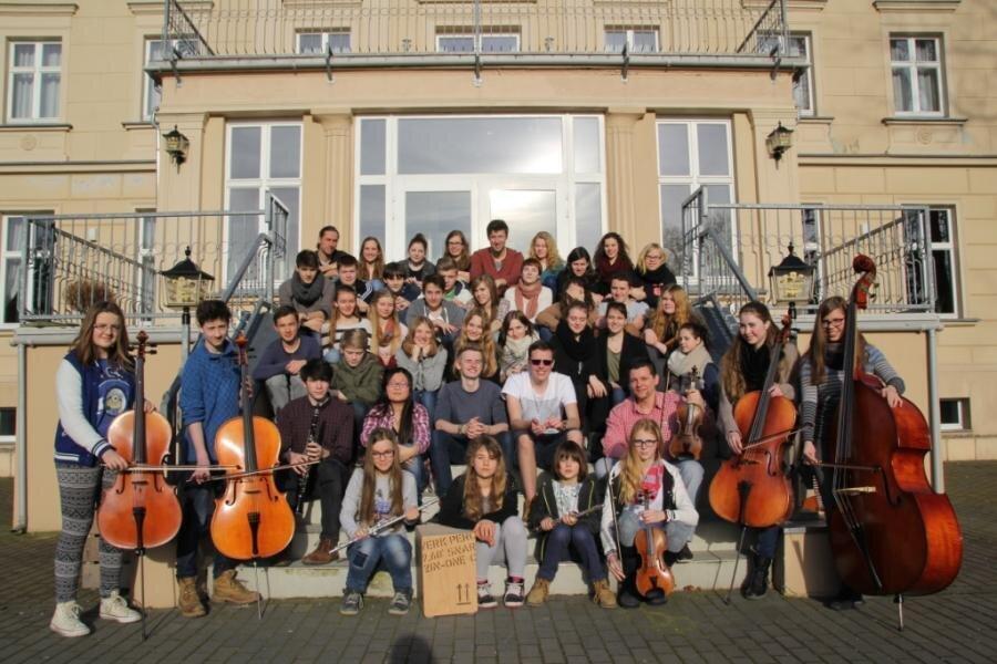 Chor- und Orchesterfahrt, Gnewikow 2016