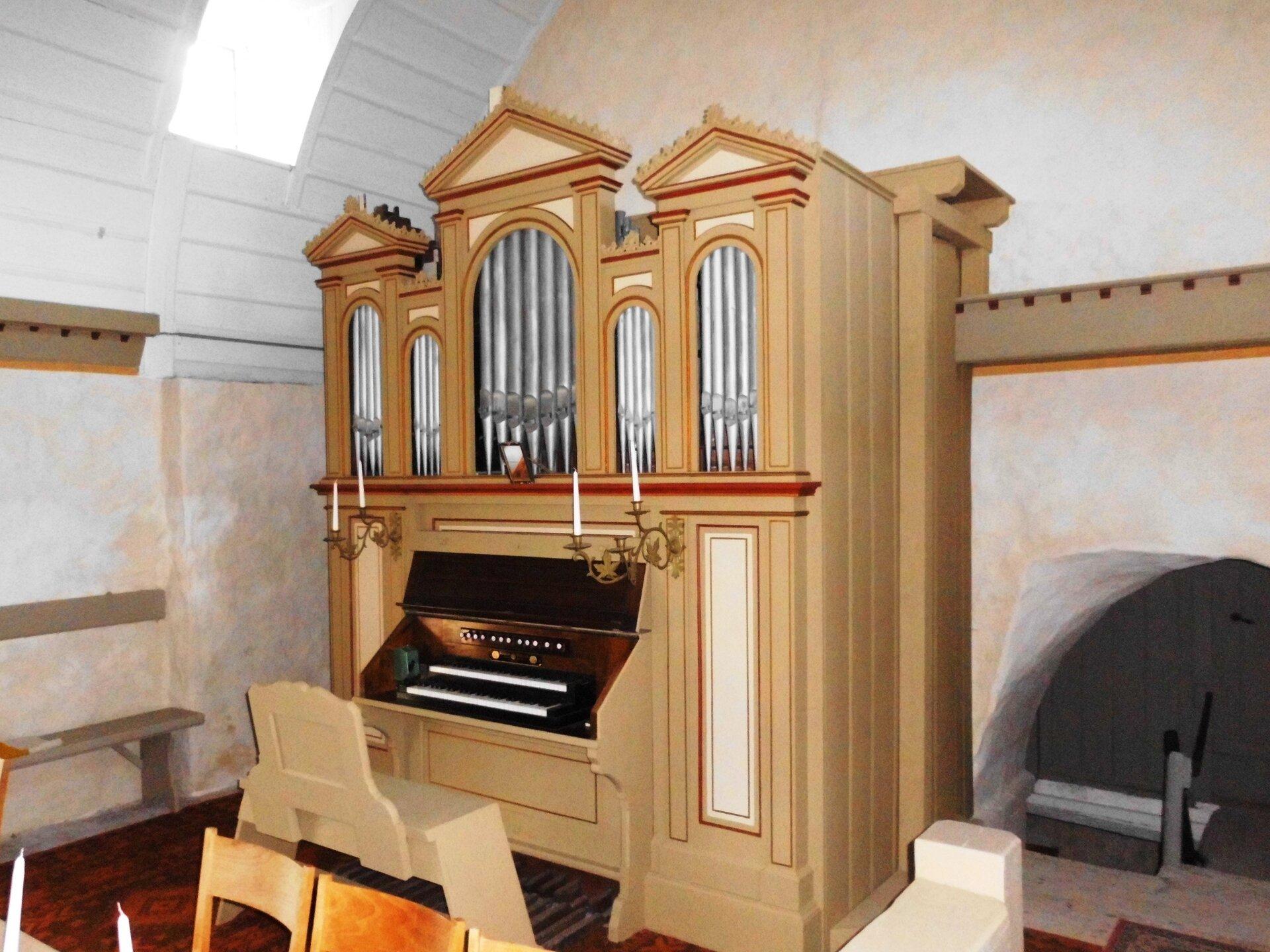 Orgel Reupzig
