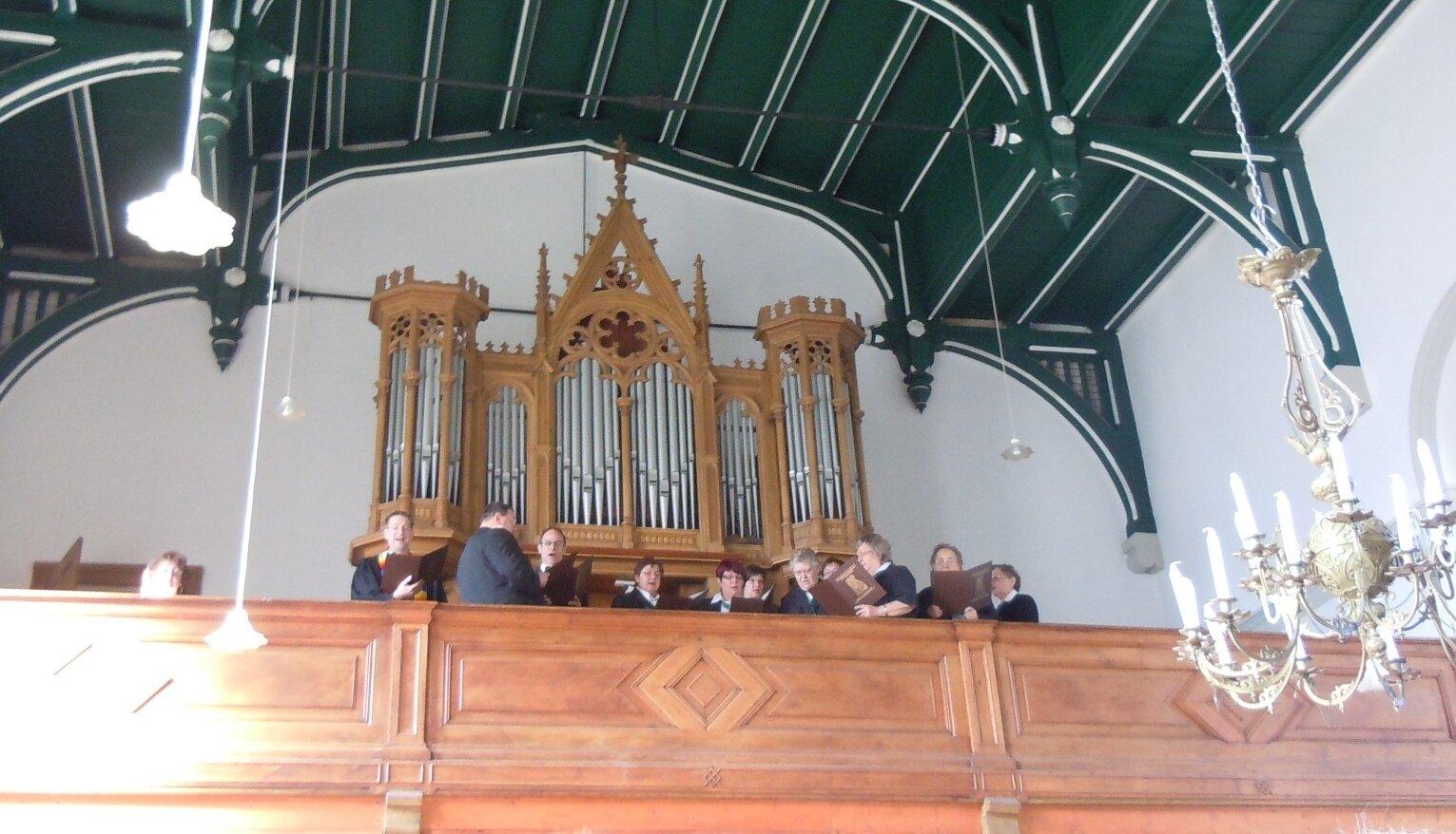 Orgel Hinsdorf