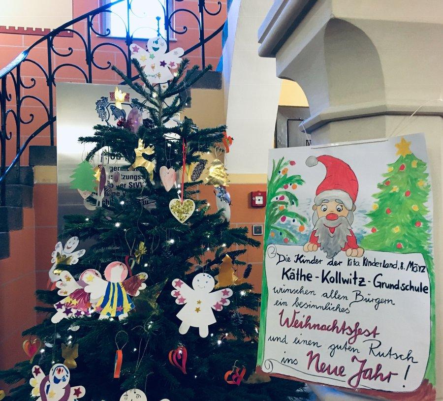 Weihnachtsbasteln 2018_Foto: A.Gillwald-Leppin
