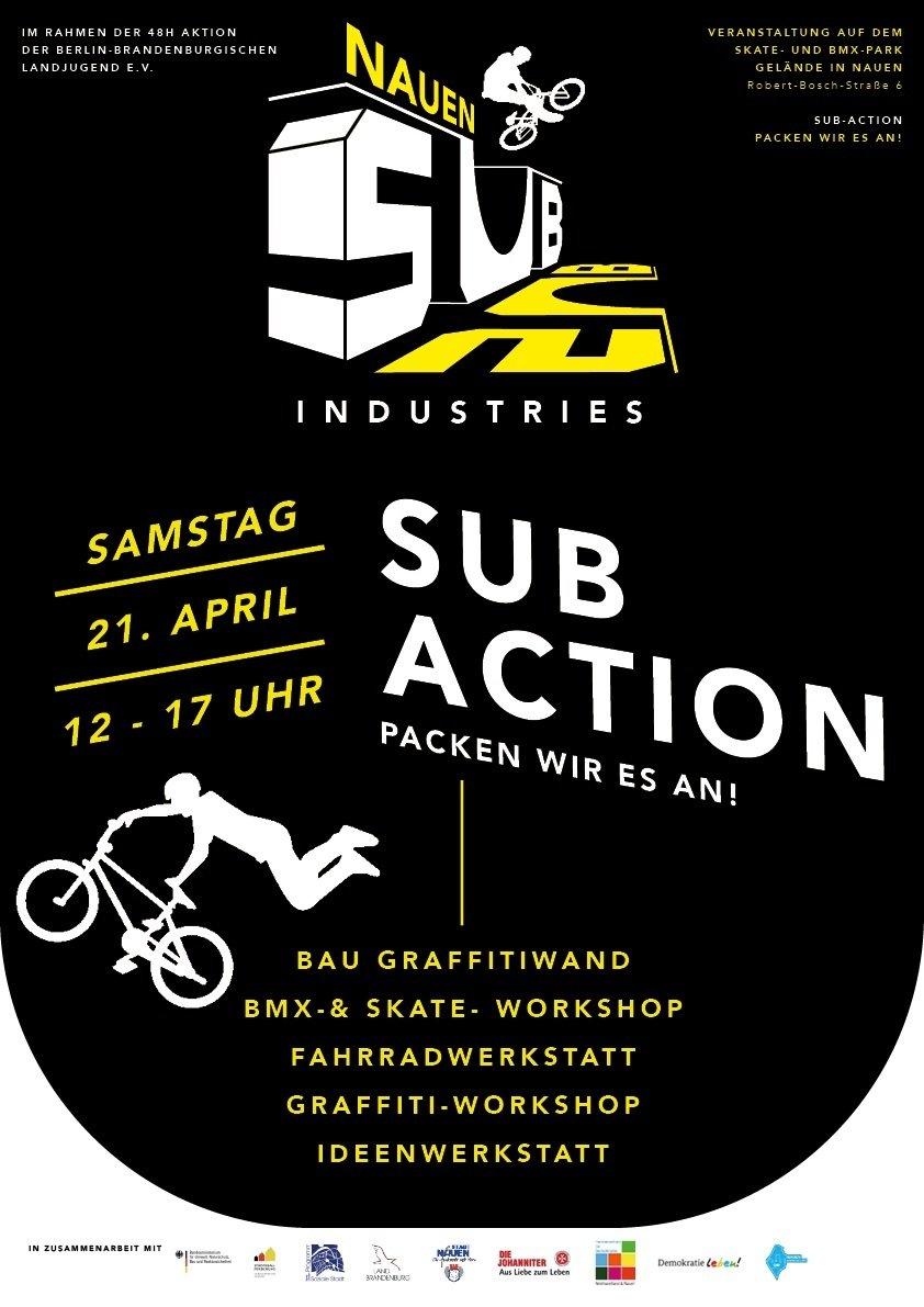 SUB-Action 21.4.2018