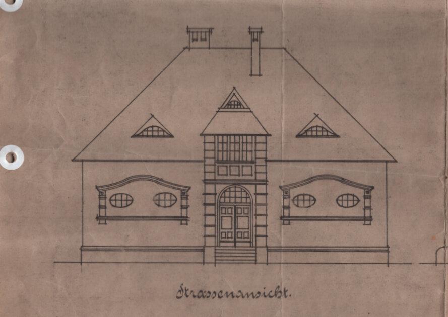 Schule 1908