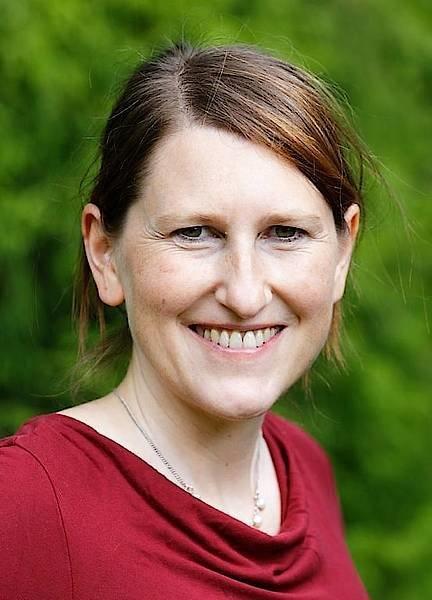 Alexandra Pook, Pfarrerin in Hülsenbusch