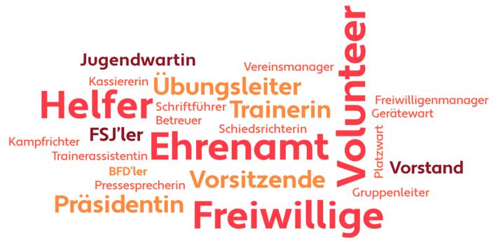 Ehrenamt im Sportverein, Quelle: LSB Sachsen e.V.