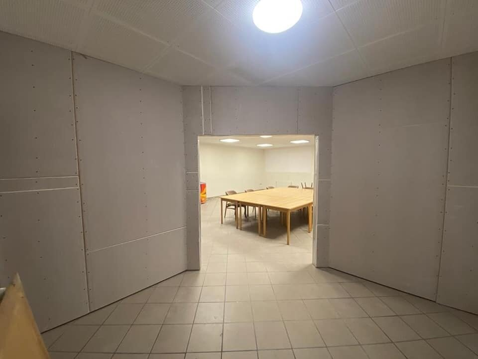 Eingangsbereich Vereinsheim