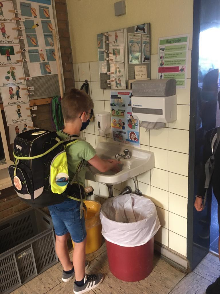 Händewaschen 2