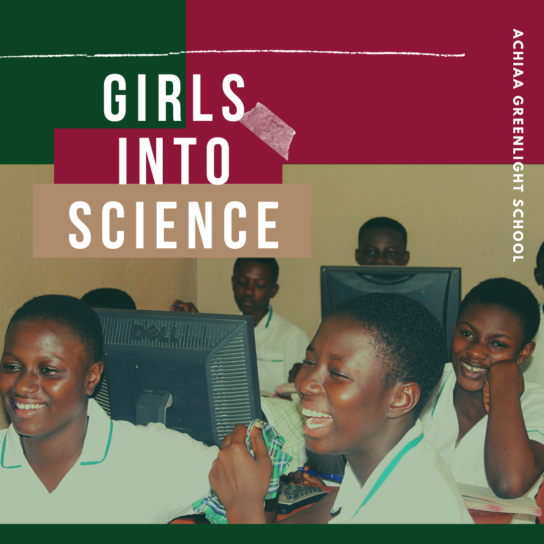 GIRLS INTO SCIENCE