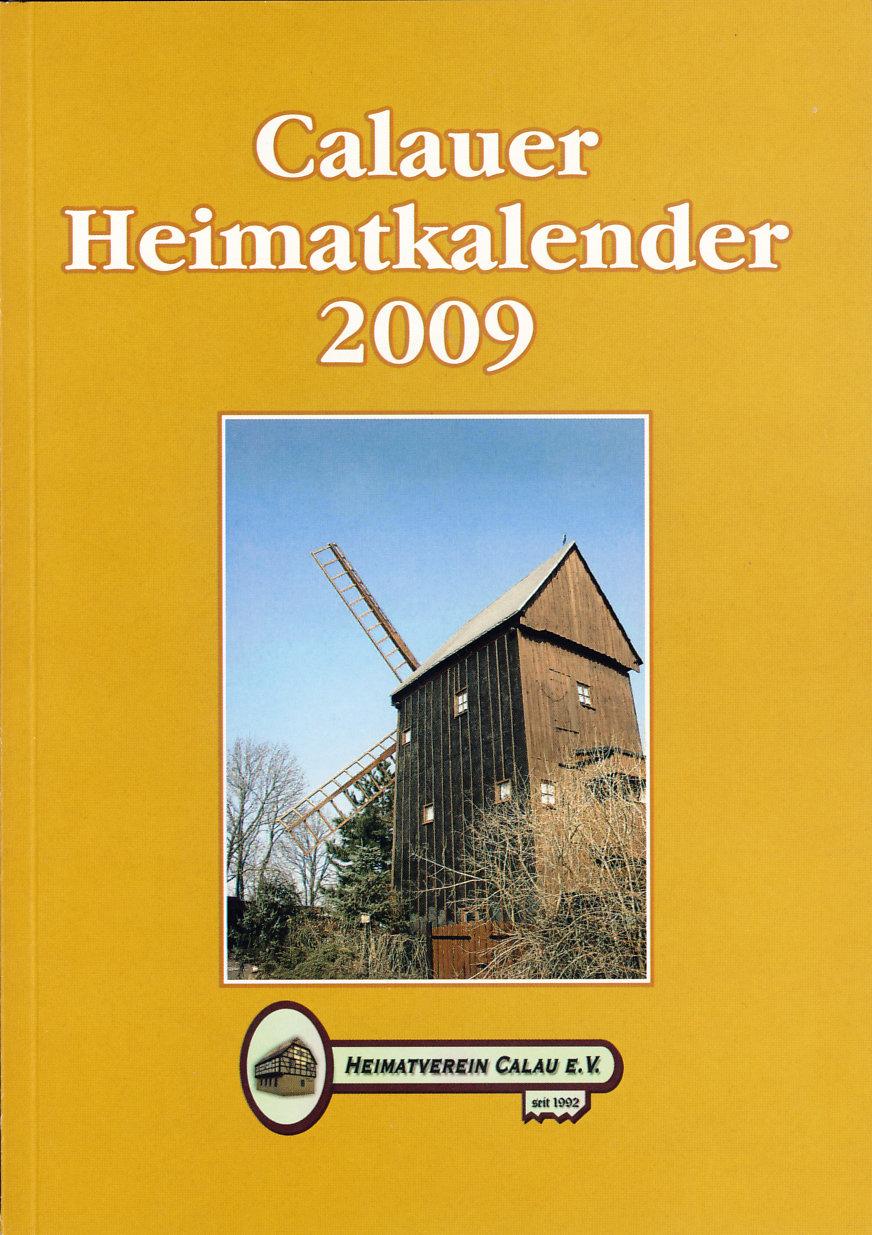 Heimatkalender-2009