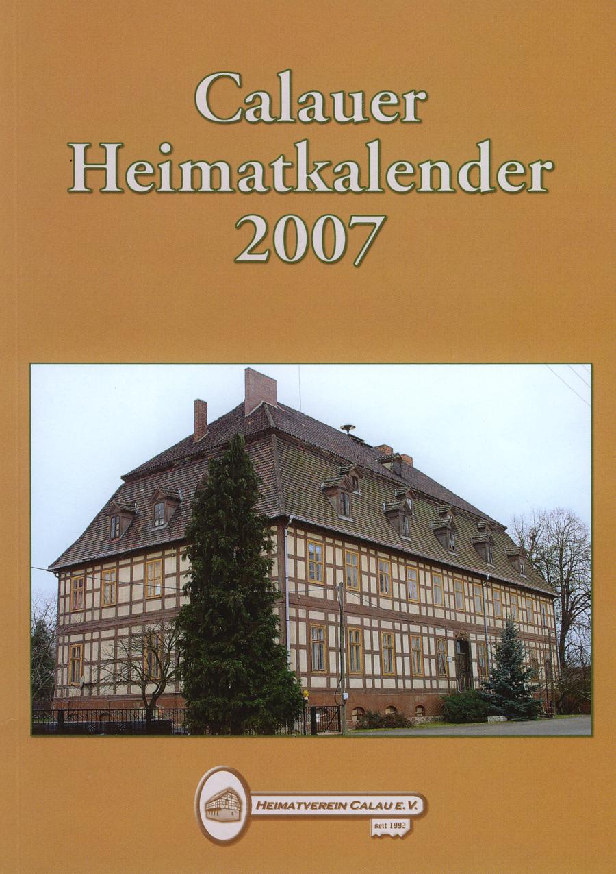 Heimatkalender-2007