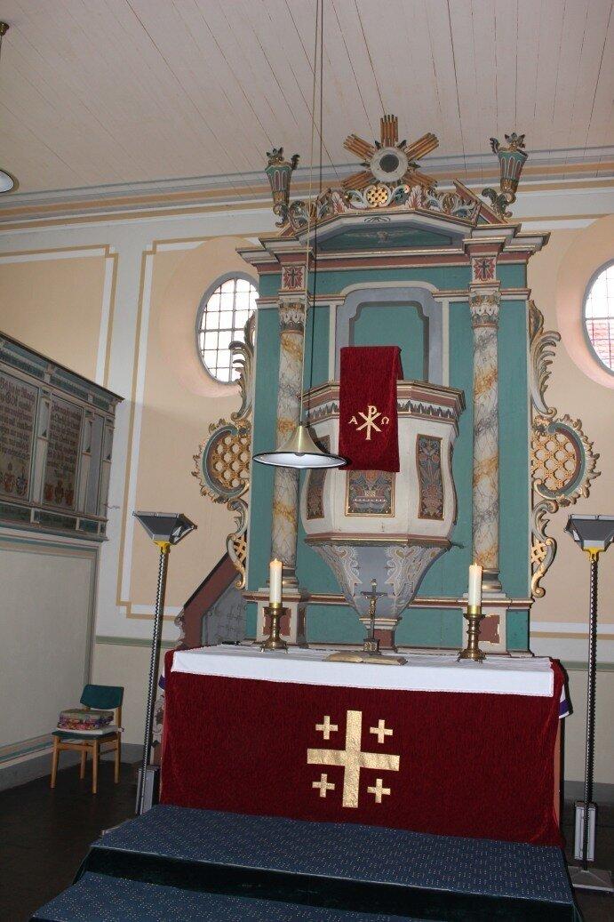 Altar Kleßen
