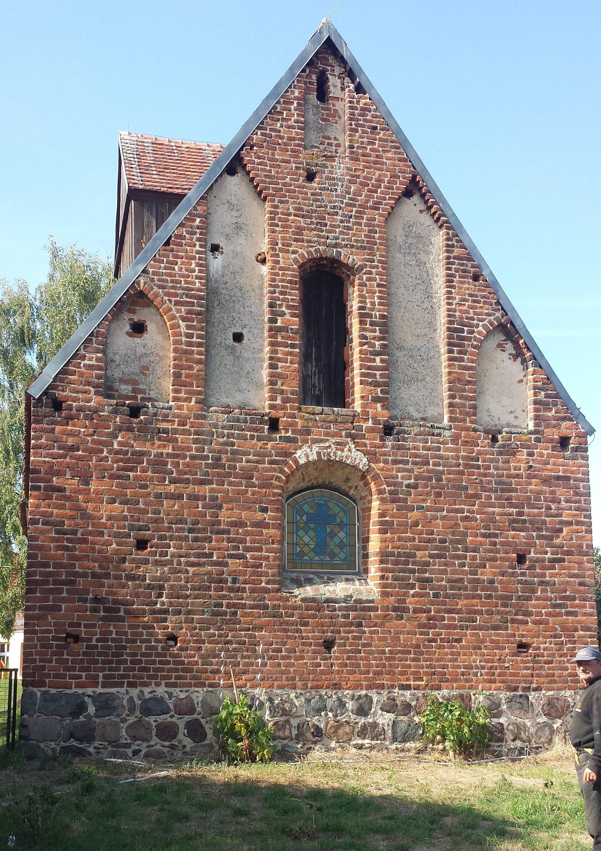 Vietznitz Rückseite