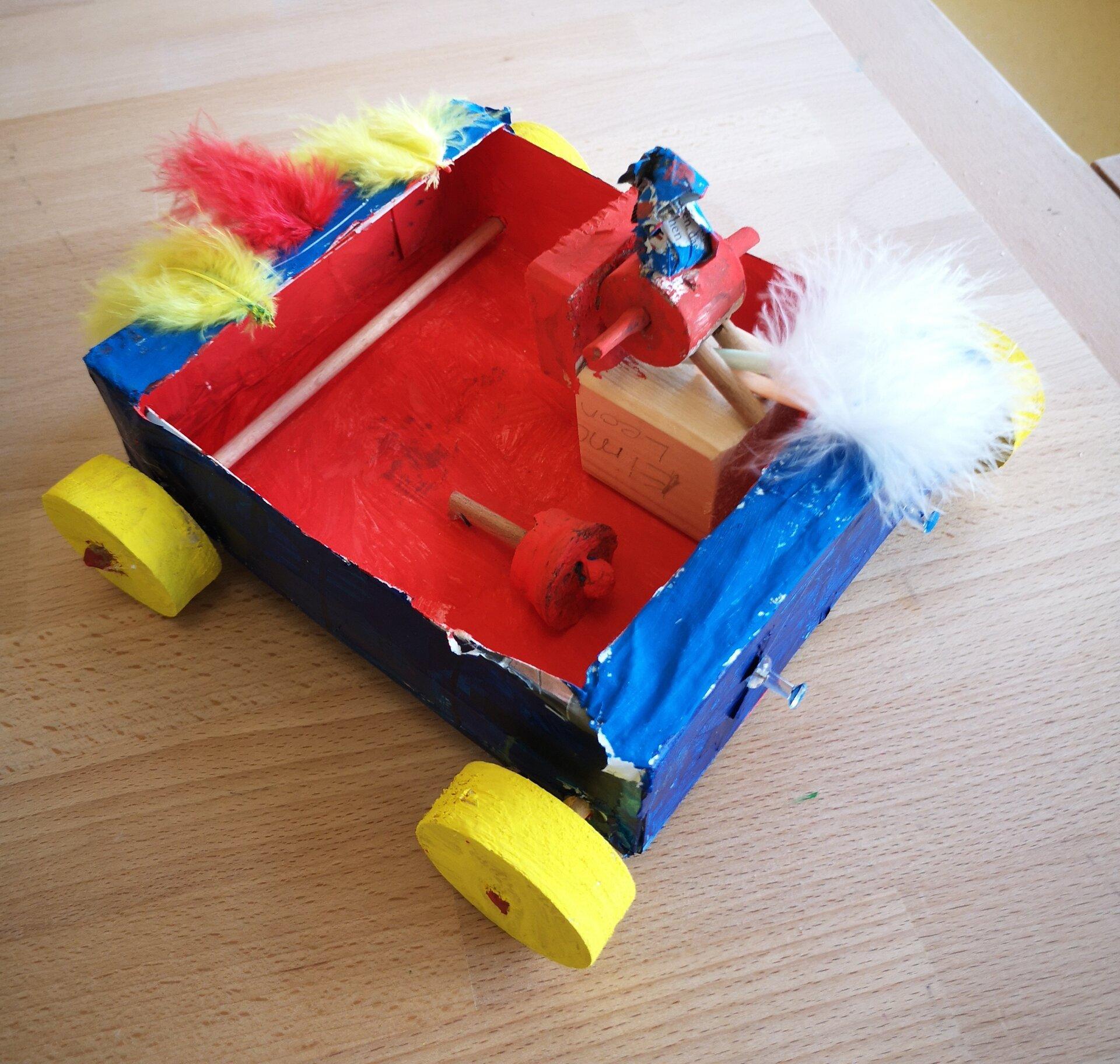 Räderfahrzeug 3a