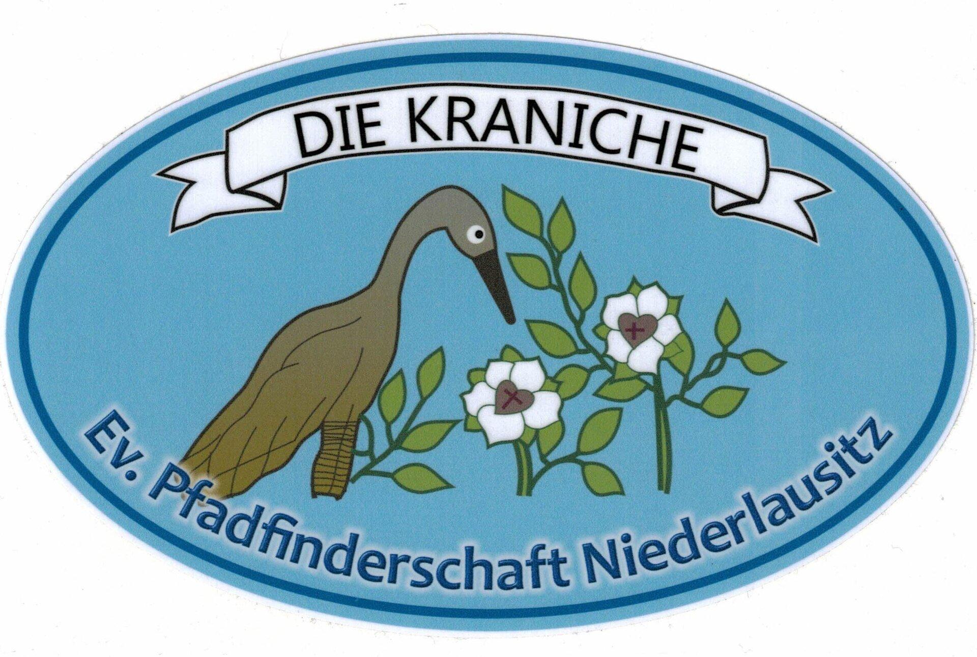 Unser Stammesabzeichen, gestaltet von Isabelle Lorenz (Lugau)