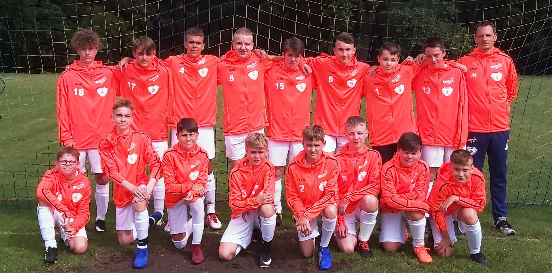 Mannschaftsfoto U15 (C-Jugend I)